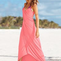 Maxi Wrap Cover-up Dress - Victoria's Secret
