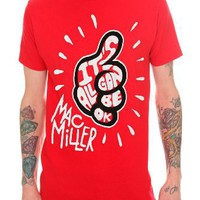 Mac Miller Gon' Be Ok Slim-Fit T-Shirt