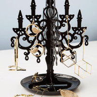 ModCloth Vintage Inspired, Dorm Decor, French Shadow of a Haute Jewelry Stand