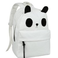 Cute Canvas Casual Style Panda Backpack/ Shoulder/ Book Bag (Model: B010392):Amazon:Sports & Outdoors