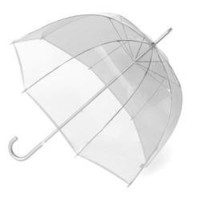 ISOTONER Clear Bubble Umbrella - (Different Styles)