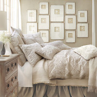 "Callisto Home - ""Glory"" Bed Linens - Horchow"