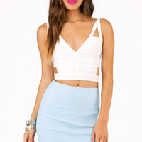 Lynna Crop Top $28
