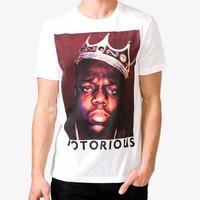Notorious B.I.G. Tee @THECOCAINEGODMOTHER