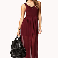 Whimsical Wonder Maxi Dress | FOREVER 21 - 2062302757