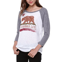 Billabong West Coast Rides Raglan Tee at PacSun.com