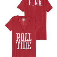 University of Alabama Bling Team Tee - PINK - Victoria's Secret