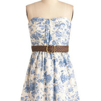Toile You Need Dress | Mod Retro Vintage Dresses | ModCloth.com