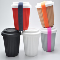 BYO Reusable Coffee Cup by Hookturn Industries | LEIF