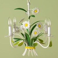 Kids' Lighting: Kids Daisy-Inspired Chandelier Light