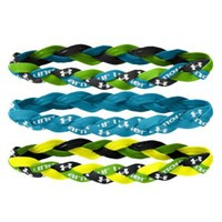 Under Armour Braided Mini Headbands - Women's at Foot Locker