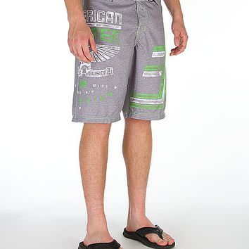American Fighter Cornerpaint Boardshort