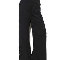 High Waist Palazzo Pant | Shop Bottoms at Arden B