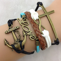 New Anchor Bronze Set