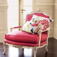 "Old Hickory Tannery - ""Marla"" Chair - Horchow"
