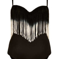 Ombre Fringe Body
