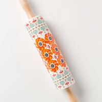 Anthropologie - Poppy Ring Rolling Pin