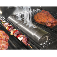 The Only Flameless Grill Smoker - Hammacher Schlemmer