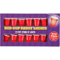 Big Mouth Red Cup Party Lights at Zumiez : PDP