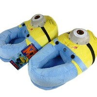 Despicable Me Plush Soft Minion Shoes Slippers Stewart - Sunning Co., Ltd:Amazon:Home Improvement