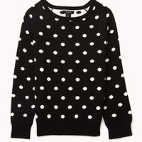 Darling Dot Sweater | FOREVER 21 - 2077882052