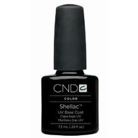 CND Shellac Color Coat with UV3 Technology, Base Coat