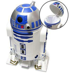 ThinkGeek :: Star Wars R2-D2 Trashcan