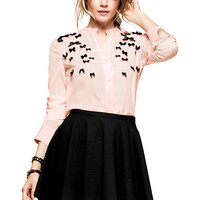 Bow-embellished Blouse - Victoria's Secret