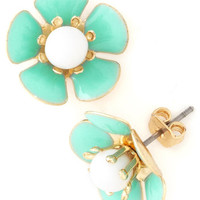 Bedecked with Blooms Earrings