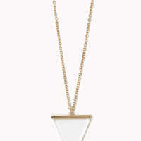 Simply Chic Geo Necklace