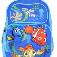 """Finding Nemo Large Backpack 16"""""""