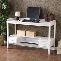 Lena Desk, White