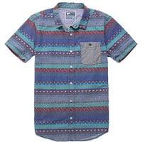 Modern Amusement Horizontal Ethnic Woven Shirt at PacSun.com