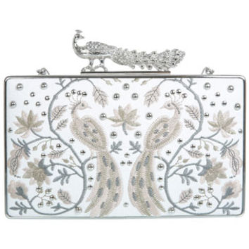DESIGNED BY Peacock Clutch - Accessories