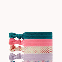 Girly Hair Tie Set