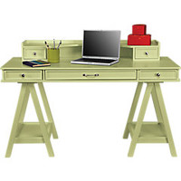 Cottage Colors Meadow Desk & Hutch