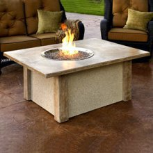 San Juan Fire Pit Coffee Table
