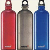 SIGG 1.0L Traveler Classics Reusable Water Bottle | Reusable Bottles