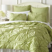 Savannah Bedding - Meadow Green
