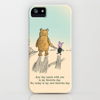 I love being with you iPhone & iPod Case by Budi Satria Kwan