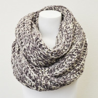 Oh So Cosy Infinity Scarf