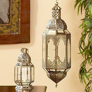 Latika Clear Lanterns - Cost Plus World Market
