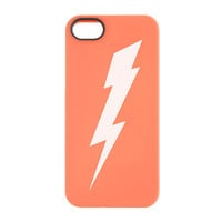 Kids' glow-in-the-dark Lightning bolt case for iphone 5 - accessories - Boy's new arrivals - J.Crew