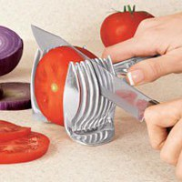 Tomato Slicer - Harriet Carter - Lawn & Garden > Outdoor Cooking