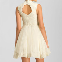 Ted Baker London 'Telago' Embroidered Tulle Frock | Nordstrom