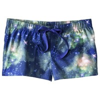 Xhilaration® Juniors Woven Sleep Boxer - Assorted Colors