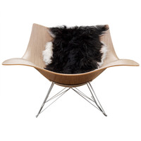 Stingray Rocking Chair by Thomas Pedersen for Frederica