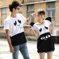 Unisex Look T-Shirt / Skirt