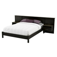 Gravity Bedroom Set - Black