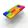 Tetris Table Concept ? Jared Kohn | The Cool Gadgets - Quest for The Coolest Gadgets